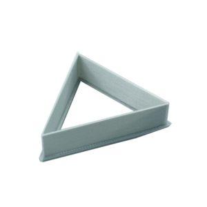 Emporte-pièce triangulaire